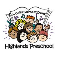Highlands Preschool Summer Camps 2014