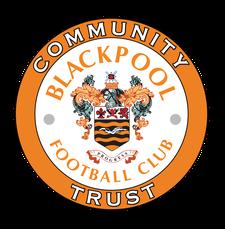 Blackpool FC Community Trust logo
