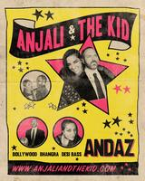 ANDAZ Bhangra Bollywood Dance Party with DJ Anjali and ...