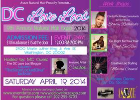 DC Love Locs 9th Annual Natural Hair Expo!