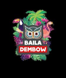 Baila Dembow logo
