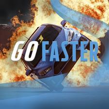 Go Faster logo