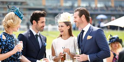 Royal Ascot Hospitality - Lawn Club Packages - 2019