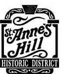 St Anne's Hill Historic Society logo