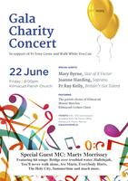 Gala Charity Concert - walk while you can