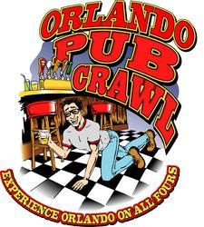 Orlando Pub Crawl logo
