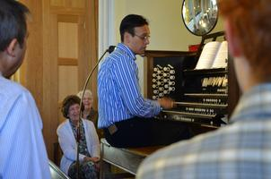 Organ Festival: Get to know our Willis!