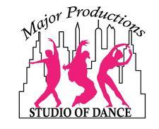 Major Productions Studio of Dance logo