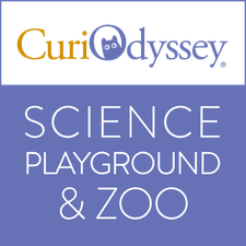 CuriOdyssey logo