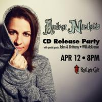 Andrea Nardello CD Release Party w/ John & Brittany,...