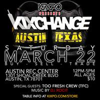Kixpo Presents Kixchange Austin Sneaker BUY/SELL/TRADE