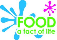 Food - a fact of life logo