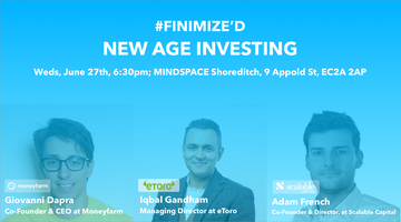 #Finimized: New Age Investing