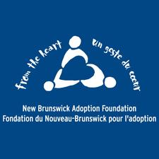 NB Adoption Foundation  - Fondation du N.-B. pour l'adoption logo