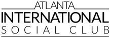 Atlanta INTERNATIONAL Social Club (AISC) logo