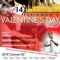 Perignons Valentines Day Ball