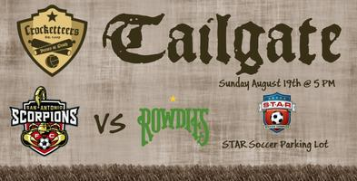 Tailgate Party & Scorpions vs Tampa Bay Rowdies