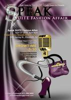 2014 2nd Annual Speak Suite  Fashion Affair