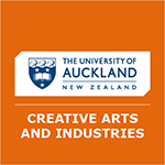 Creative Arts and Industries, the University of Auckland logo