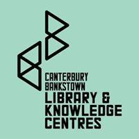 Canterbury Bankstown Library and Knowledge Centres logo