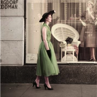 Department Stores and New York Fashion