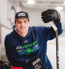 JD Hockey Skills Training logo