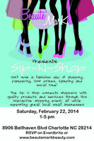 Sip N Shop presented by Beaute Mark Beauty