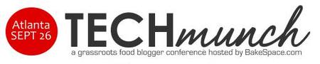 #TECHmunch Atlanta: Food and Lifestyle Blogger...