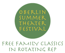 Oberlin Summer Theater Festival logo