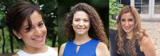 Melanie Castrucci, Holly Kock, Vanessa Mammoliti logo