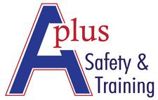 A Plus Safety and Training Services logo