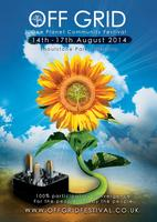 Off Grid 2014   One Planet Community Festival