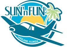 SUN 'n FUN Fly-In logo