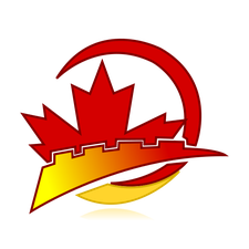 Canada China Commercial Association (CCCA) logo
