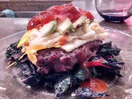 Super Foods Nutrition and Dinner @ Boshamps in Destin