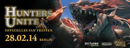 HUNTERS UNITE - Das 1. offizielle Monster Hunter-Event