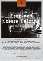 Beer and Cheese Pairing with The French Comte