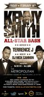 KENNY SMITH ALL-STAR BASH with TNT, SAMSUNG GALAXY,...