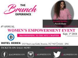 "The Brunch Experience ""The Next Chapter"" Edition"