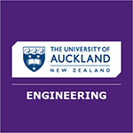 Engineering, the University of Auckland  logo