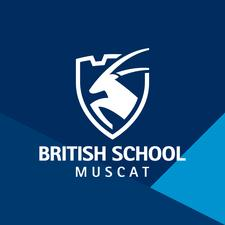 British School Muscat logo