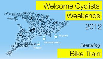 Northumberland Tourism & Welcome Cyclists Network & Bike Train