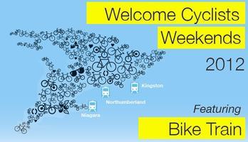 Northumberland Welcome Cyclists Weekend