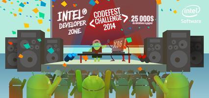 Intel Codefest Challenge 2014