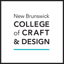The New Brunswick College of Craft & Design (NBCCD) logo