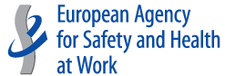 European Agency for Safety and Health at Work logo