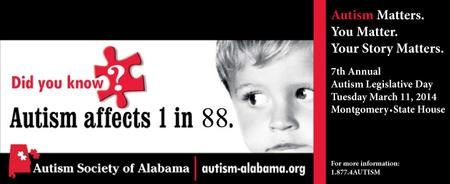 7th Annual Autism Matters Legislative Day