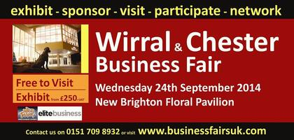 Wirral and Chester Business Fair 2014
