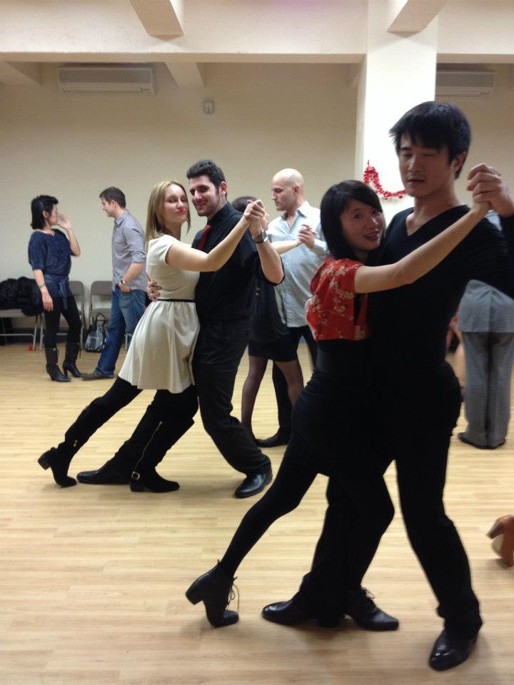 Intro Tango Class