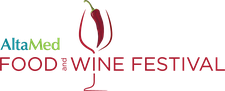 AltaMed Food and Wine Festival  logo